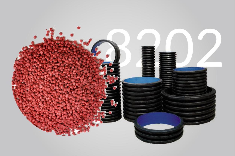 管道用高密度聚乙烯 8202
