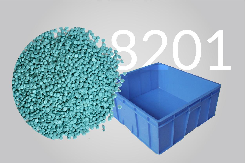 管道用高密度聚乙烯 8201