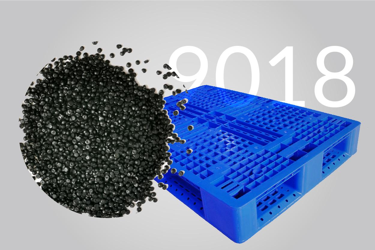 注塑用高密度聚乙烯 9018